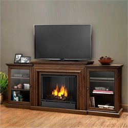 Real Flame Frederick Entertainment Gel Fireplace