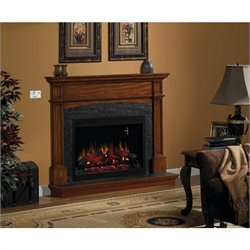 Classic Flame Builders Box - PRO Electric Fireplaces in Black