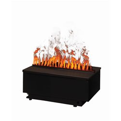 Dimplex Opti-Myst Electric Fireplace Insert in Black