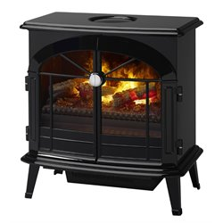 Dimplex Stockbridge Opti-Myst Electric Free Standing Fireplace