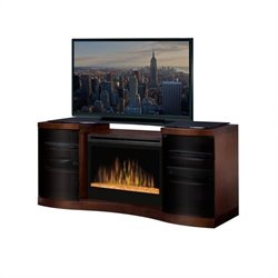 Dimplex Acton Electric Fireplace Media Console