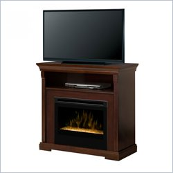 Dimplex Thorton Media Console with Electric firebox (Glass Ember Bed)