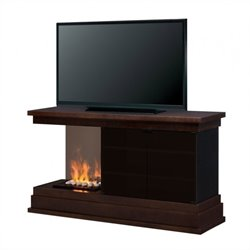 Dimplex Debenham Media Console with Rocks