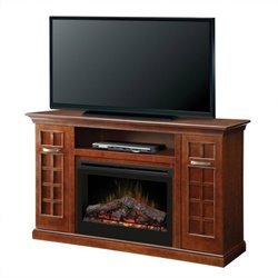 Dimplex Yardley Media Console with LED Log Set
