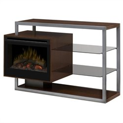 Dimplex Hadley Media Console with Electric Firebox (Log Set) - One Firebox