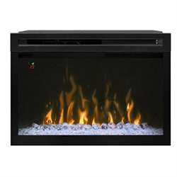 Dimplex 33 inch Multi-Fire XD Firebox with Glass Ember Bed