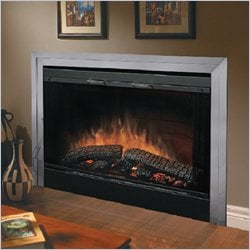 Dimplex Electraflame 45 Inch Built In Electric Fireplace with Purifire Air Treatment System