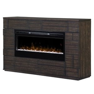 Dimplex Markus Electric Fireplace Mantel in Boston