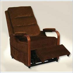 Catnapper Emerson Power Lift Full Lay-Out Recliner Chair in Brazil