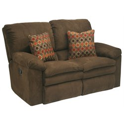 Impulse Loveseat in Godiva