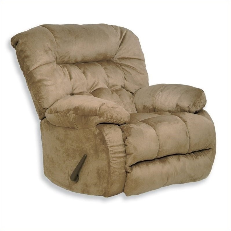 Catnapper Teddy Bear Oversized Rocker Recliner Chair in ...