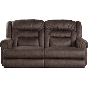Atlas Extra Tall Sofa in Sable