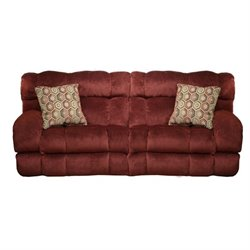 Siesta Sofa in Wine