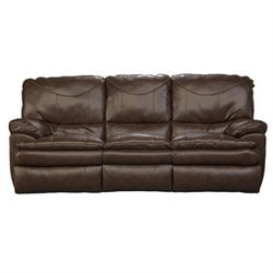 Perez Sofa in Chestnut