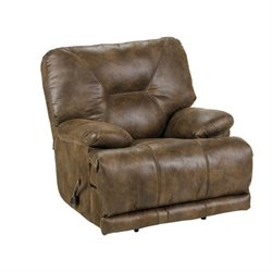 Catnapper Voyager Lay Flat Recliner in Elk