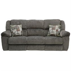 Catnapper Transformer Ultimate Polyester Sofa in Seal