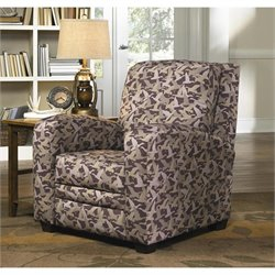 Catnapper Duck Dynasty Mallard Creek Handle Free Recliner in Duck Camo