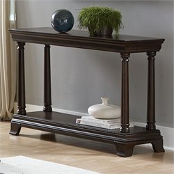 Trent Home Inglewood Sofa Table in Espresso