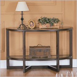 Homelegance Vista Sofa Table in Cherry