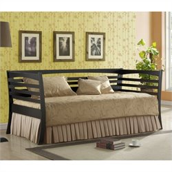 Trent Home Emma Daybed in Deep Espresso