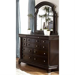 Homelegance Inglewood Swivel Mirror