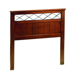 Trent Home Youth Twin  Panel Headboard in Cherry
