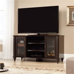 TV Stand in Jamocha Wood