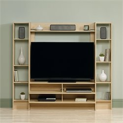Entertainment Center in Urban Ash