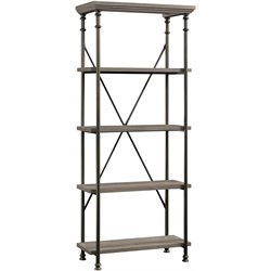 5 Shelf Bookcase in Northern Oak