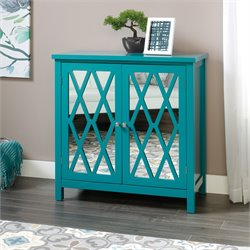 Accent Chest in Caribbean Blue