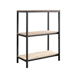 Sauder North Avenue 2 Shelf Bookcase in Charter Oak
