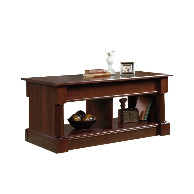 Lift Top Coffee Table In Cherry 420520