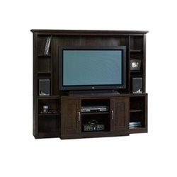 Entertainment Center in Cinnamon Cherry