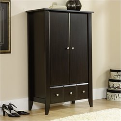 Armoire in Jamocha Wood