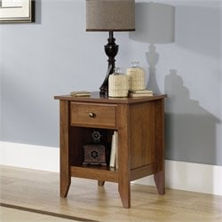Sauder Shoal Creek Night Stand in Oiled Oak
