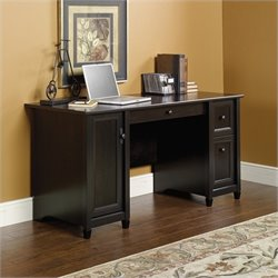 Computer Desk in Estate Black