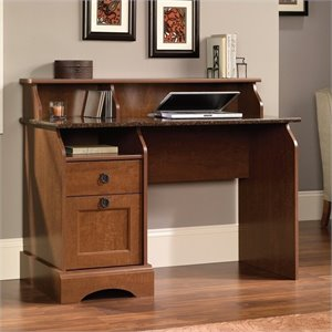 Writing Desk in Autumn Maple