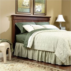 Sauder Palladia Full/ Queen Panel Headboard in Cherry