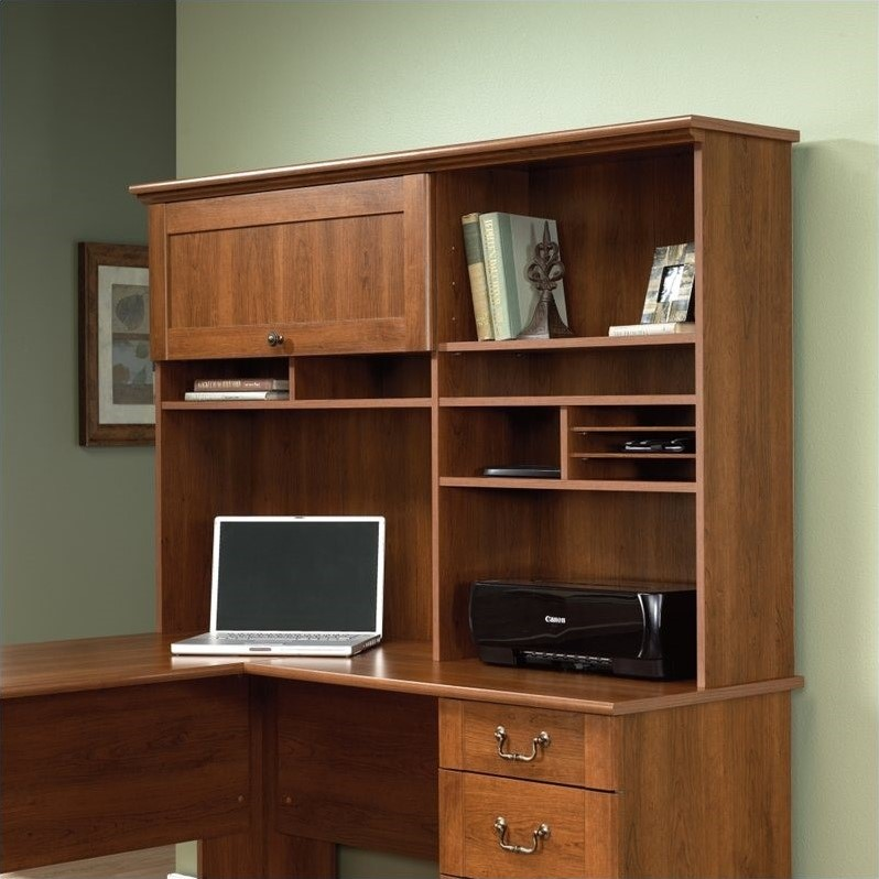 Select Hutch in Shaker Cherry