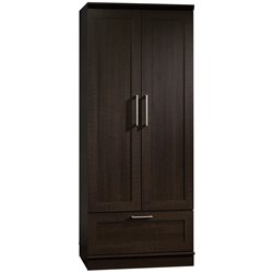 Wardrobe Armoire in Dakota Oak Finish