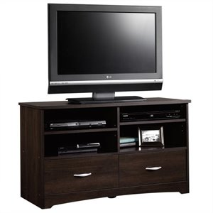 TV Stand in Cinnamon Cherry