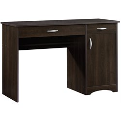 Sauder Beginnings Computer Desk in Cinnamon Cherry