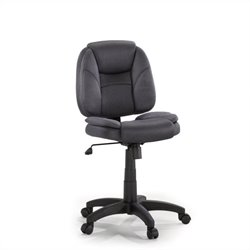 Sauder Fabric Task Chair in Gray