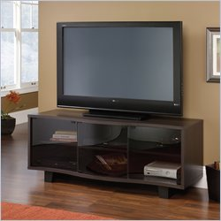 Sauder Select TV Stand in Dakota Oak