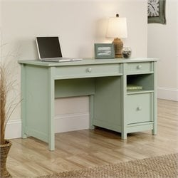 Sauder Original Cottage Computer Desk in Rainwater