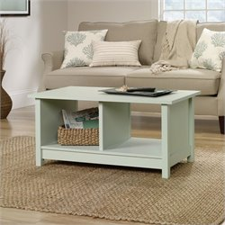 Sauder Original Cottage Coffee Table in Rainwater