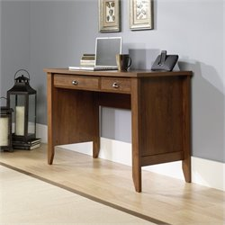 Sauder Shoal Creek Computer Desk in Oiled Oak