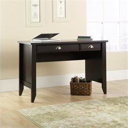 Sauder Shoal Creek Desk in Jamocha Wood Finish