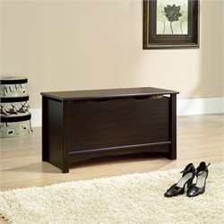 Sauder Shoal Creek Storage Chest in Jamocha Wood