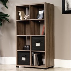 Sauder Transit Bookcase in Salt Oak